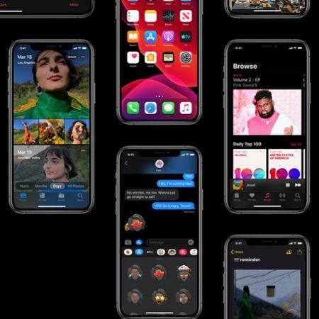 Apple tự hào về bản cập nhật iOs 13.1